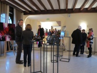 EXPOSITION PRIVEE AU MOULIN DE POINCY (77)